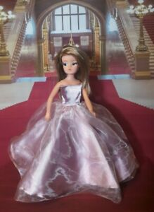 Handmade fashion outfit pink dress for Sindy doll.New.UK seller.Gift for her!