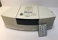 Bose Wave Awrc-1P Stereo Cd Player w/Remote & Pedestal Partially Working