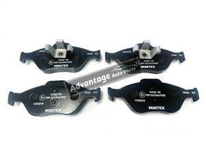FOR FORD FIESTA 5 2001-2010 FRONT BRAKE PADS MINTEX + FREE CERA TEC LUBRICANT
