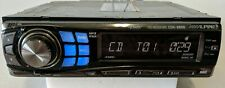 Alpine Cda9856 Am/Fm C/D Player Sirius Radio Tuner And Ipod Interface Included R