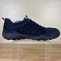 Ecco Receptor Trail All Terrain Shoes Mens Size 47 / 13-13.5 Black Suede
