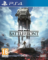 Star Wars Battlefront - Sony Playstation 4 PS4 Game