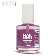 The Edge Nails 15ml Acid Free Nail Primer - Perfect Bonding for UV Gel Acrylic