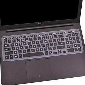 Keyboard Cover Compatible with Dell Inspiron 15 3000 5000 Series /New Inspiron