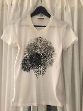 Dior Homme FIREWORKS T-Shirt by Kris Van Assche White Size XS