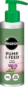 Miracle-Gro Pump and Feed Food for all plan 200ml Ready To Use No Mixing No Mess