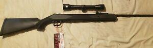 Ruger Blackhawk PELLET GUN AIR RIFLE 4x32mm Scope 1200FPS .177 Cal Hunting NEW