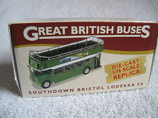 Greatest Show on Earth  Bristol L-Type Bus Hardimanns Amusement New in Box
