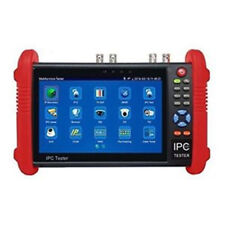 "IPC9800ADHS 7"" Touch HD 1080P TVI CVI AHD SDI CVBS CCTV IP Camera Monitor Tester"
