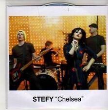 (AK910) Stefy, Chelsea - DJ CD