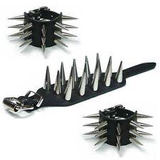 Nietenarmband Killernieten 28mm 3-R / Gothic Punk Metal Armband 3-reihig NIETEN