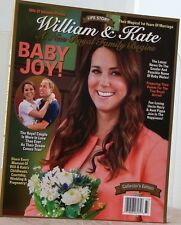 WILLIAM & KATE a ROYAL Family BEGINS Magazine COLLECTOR Ed 100s INTIMATE Photos