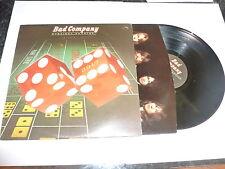 BAD COMPANY - Straight Shooter - 1975 UK 8-track Vinyl LP