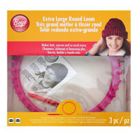 Boye Simplicity Extra Large Round 11.5 Inch Knitting Crochet Sewing Loom