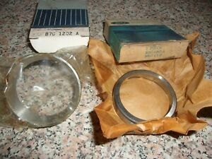 B7C-1202-A FORD Bearing race 2 pc. LM10516 MUSTANG RANGER EXPLORER LINCOLN MERC.