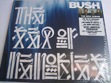 BUSH - THE SEA OF MEMORIES - LIMITED EDTION - 2CD - NEU + ORIGINAL VERPACKT!