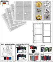1 x LOOK 330456-5 MÜNZHÜLLEN NUMOH 55 - NH6 - 6 Fächer Für Münzen bis 63 mm