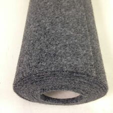 Boat carpet wall lining material 20sq mtrs roll (10m x 2m) GRAPHITE GREY SF