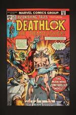 Astonishing Tales #34 - HIGH GRADE - Marvel Comics
