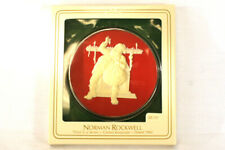 Norman Rockwell Cameo Keepsake 3rd in Series Hallmark 1982