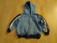 Infant/Baby Air Jordan 18 Mo Hooded Jacket Sweatshirt (Light Blue) Nike