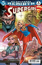 SUPERGIRL #1, New, First print, DC REBIRTH (2016)