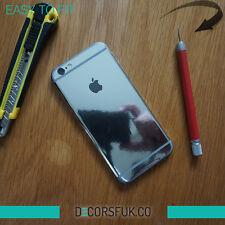 Miroir vinyle téléphone wrap skin-iPhone 5/5s, iPhone 6, Samsung 7 edge-autocollants