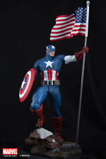 XM Studios CAPTAIN AMERICA 1/4 Scale Statue Figure BRAND NEW WITH COIN UNOPENED!