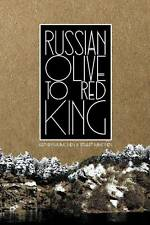 RUSSIAN OLIVE TO RED KING HARDCOVER By Kathryn & Stuart Immonen Graphic Novel HC