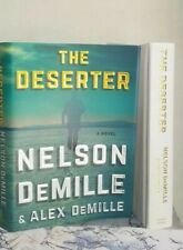 The Deserter by Nelson DeMille (SIGNED 1st Edition) AVAILABLE NOW!