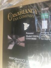 CASABLANCA PANAMA 55030 FAN