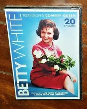 Betty White - Television's Comedy Queen (DVD, 2011) Free Shipping!