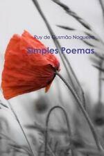 Simples Poemas by Ruy De Gusmao Nogueira (2014, Paperback)