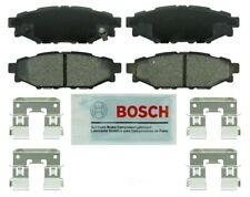 Bosch Blue Brake Pads w/ Hardware fits 2005-2017 Subaru Impreza Legacy,Outback F