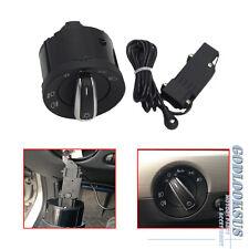 For VW Golf Jetta Passat EOS Scirocco Auto Headlight Switch & Sensor Upgrade Kit