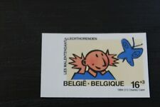 2580 'Solidariteit' - Ongetand - CW: 10 euro - Zeer mooi!