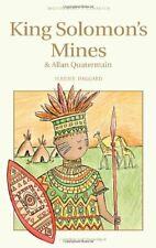 King Solomon's Mines: AND Allan Quatermain (Wor, Haggard..