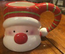 Style Eyes By Baum Bros Winter Wonderland Collection Large Santa Mug