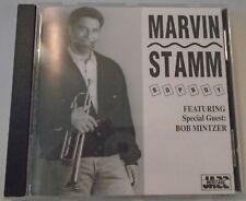 Marvin Stamm Bop Boy Trumpet Bob Mintzer Tenor Sax Music CD 10 Songs 1991 Jazz