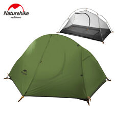 Camping Single Ultralight Tent Portable Double-layer Outdoor Waterproof Tent