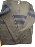 j crew Mans vintage fleece hoodie Size M