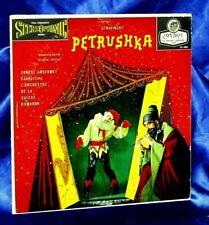 London BB FFSS Classical LP: Ansermet - Stravinsky - Petrushka - London CS 6009