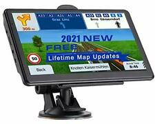 GPS Navigation for Car 7 Inch HD with High Resolution Touch Screen Dark gray