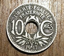 PIECE DE 10 CENTIMES LINDAUER 1917 (60)