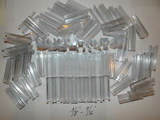 100  Harry Bertoia Chair Glides for Knoll, Eames, Bird, Diamond wire side chairs