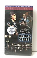 Paul McCartney Give My Regards to Broad Street VHS 1990 - Factory Sealed New