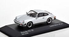 1:43 Minichamps Porsche 911 SC Coupe 1979 silver