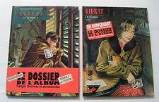 LE SURSIS . LOT 1 et 2 . GIBRAT (Série Compléte) AIRE LIBRE DUPUIS EO