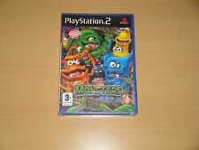 BUZZ! BUZZ JUNIOR MONSTERS PARA LA SONY PS2 NUEVO PRECINTADO SIN PULSADORES