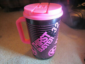 Circle K Thirst Buster 32 oz mug with lid